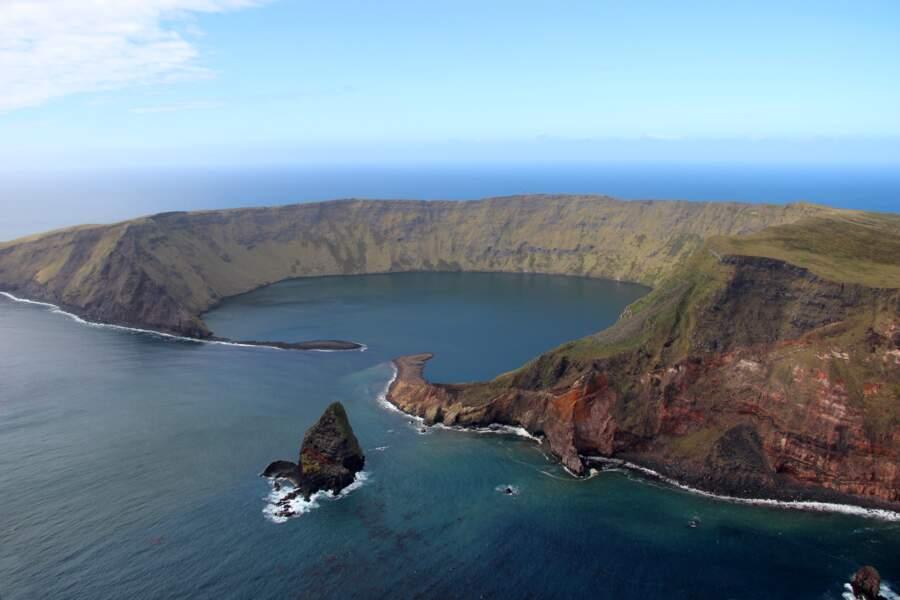 L'île Saint-Paul