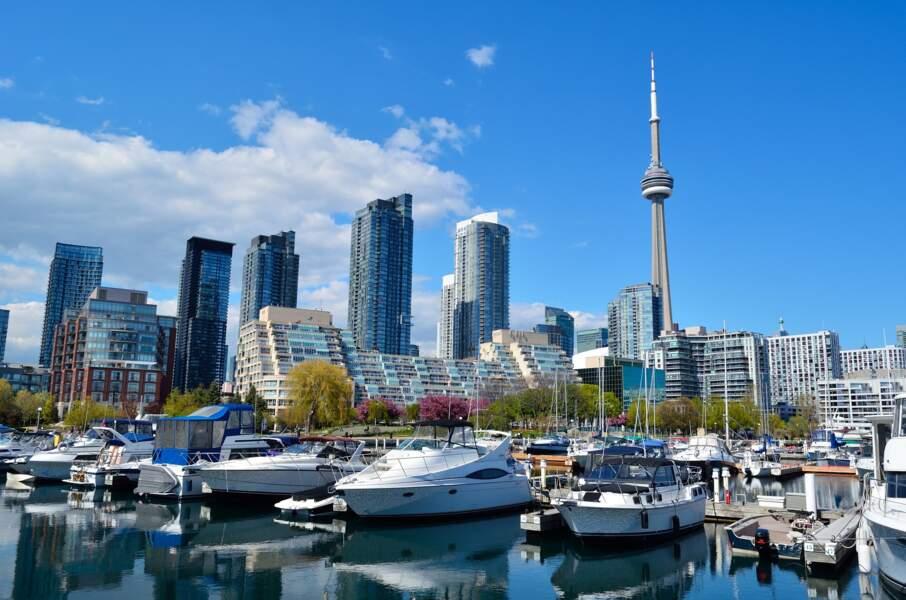 7 - Toronto, Canada