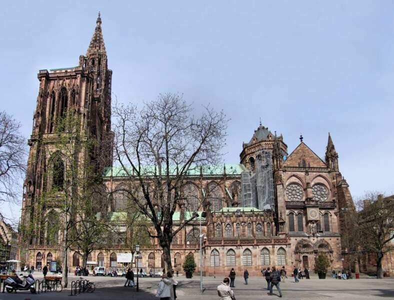 La cathédrale Notre-Dame : la splendeur du gothique