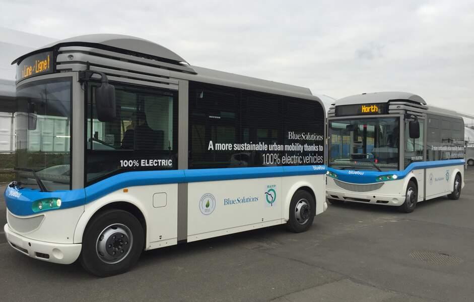 Des bus électriques