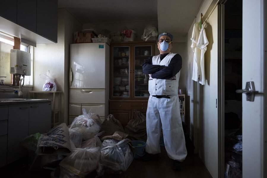 La mort solitaire fait les affaires du nettoyeur