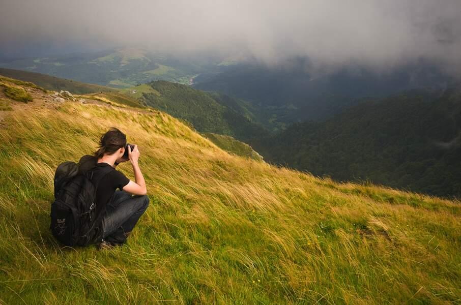 Le massif des Vosges