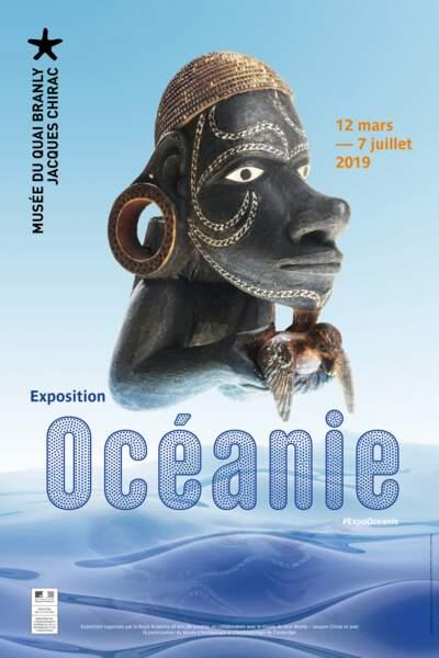 Océanie, du 12 mars 2019 au 7 juillet 2019 au Musée du Quai Branly