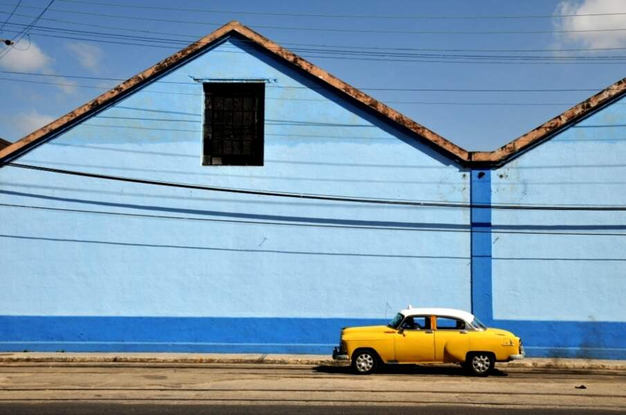 Photo prise à La Havane (Cuba) par Didier Albertin