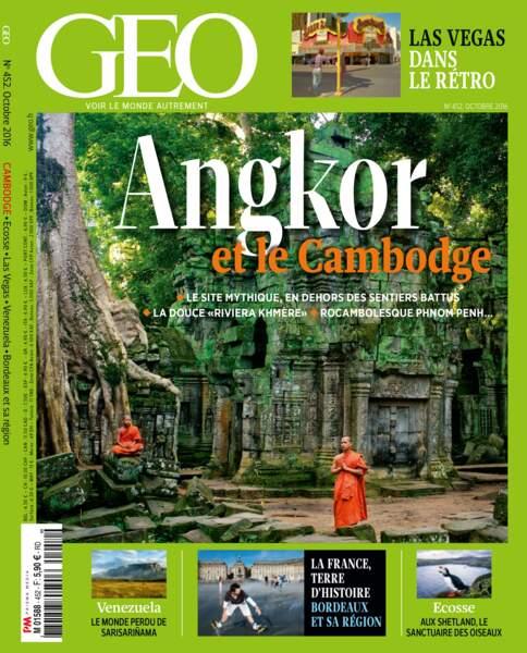 Retrouvez l'intégralité du reportage dans le magazine GEO n°452 (octobre 2016)