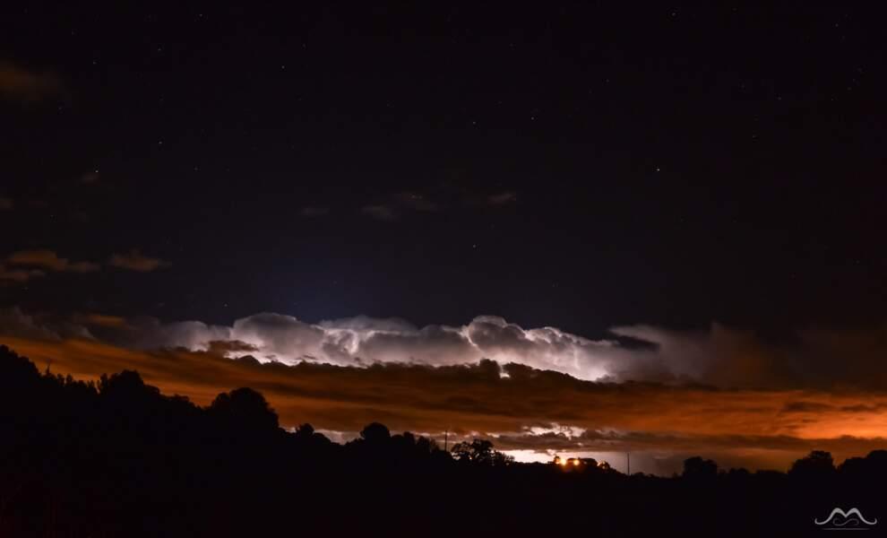 Quand le ciel bas et lourd... Hérault, novembre 2014
