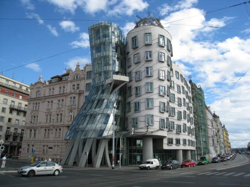 La maison dansante, une architecture originale