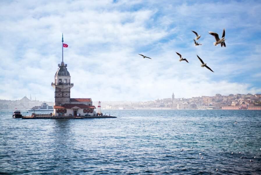 Turquie - Rendez-vous dans la vigie du Bosphore