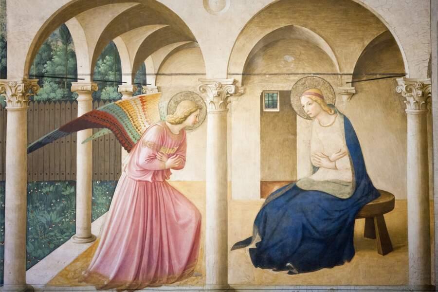 Le couvent San Marco, l'art sublime de Fra Angelico