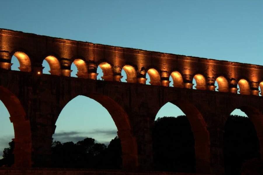 Le pont du Gard, dans le Var, par blendich