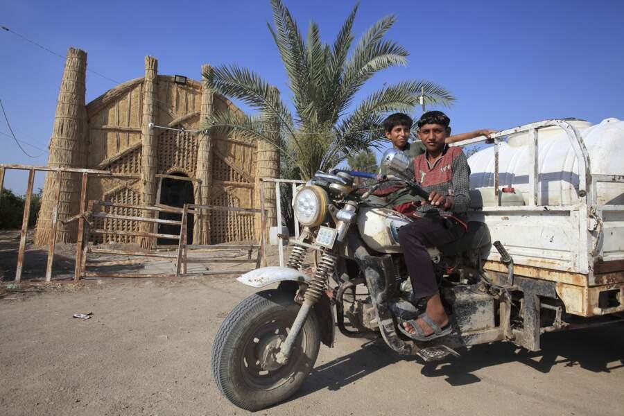 Traditions millénaires dans les marais d'Irak
