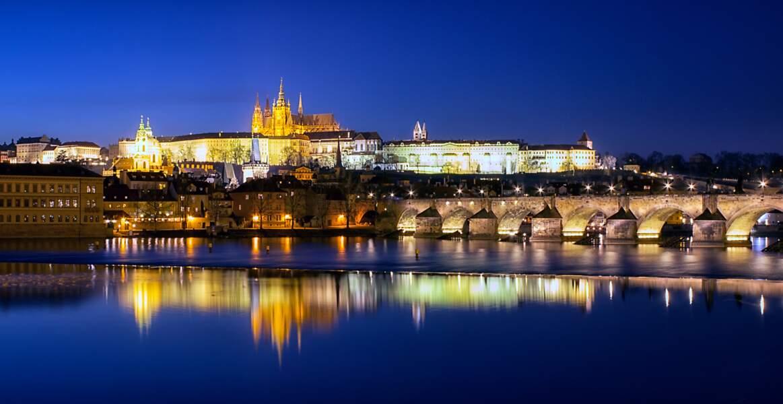 Le château de Prague, incarnation de l'architecture bohème