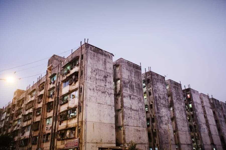 L'idée : construire verticalement pour caser le plus de gens possible
