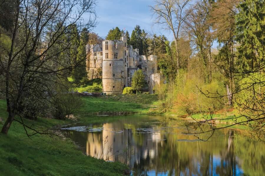 Château de Beaufort, Luxembourg