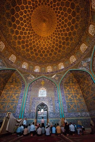 Une synthèse sublimée de l'architecture islamique