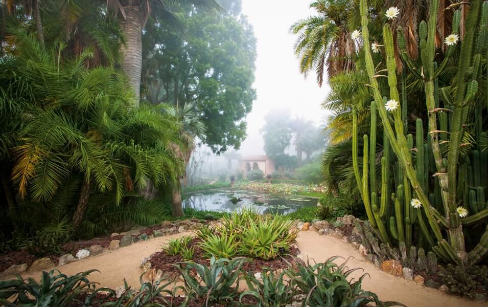 Lotusland, Montecito, Santa Barbara, Californie