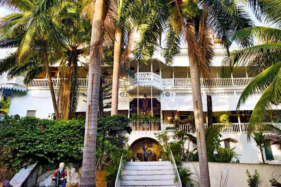L'hôtel Oloffson entretient son mythe depuis 1935