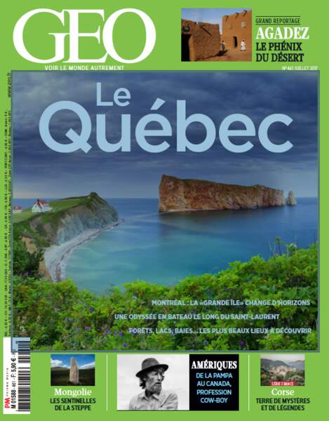 Retrouvez l'intégralité du reportage dans le magazine GEO de juillet 2017 (n°461)