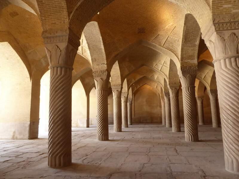 Mosquée de Vakil, à Shiraz