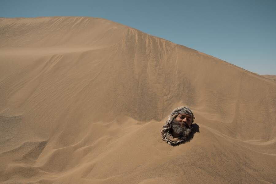 Bain de sable