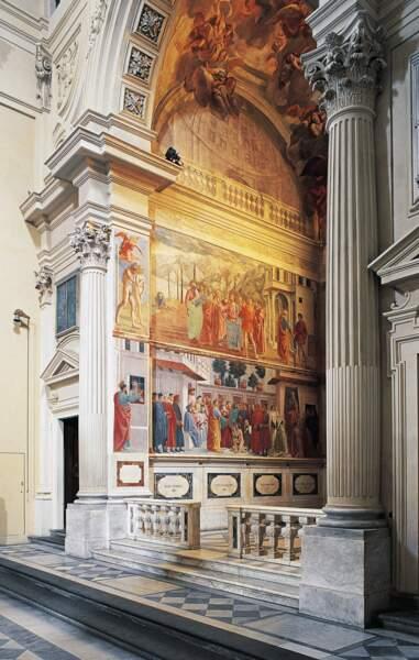 Chapelle Brancacci, sous la censure des Médicis