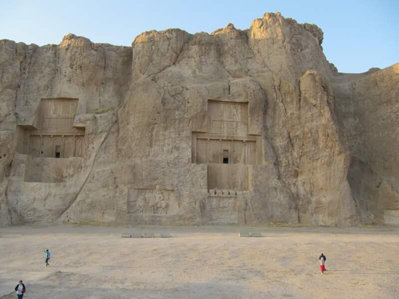 Nécropole royale de Naqsh-e-Rostam
