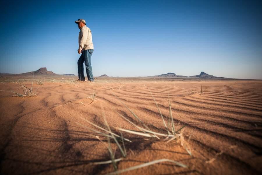 Les Indiens de l'Arizona, témoins de la désertification