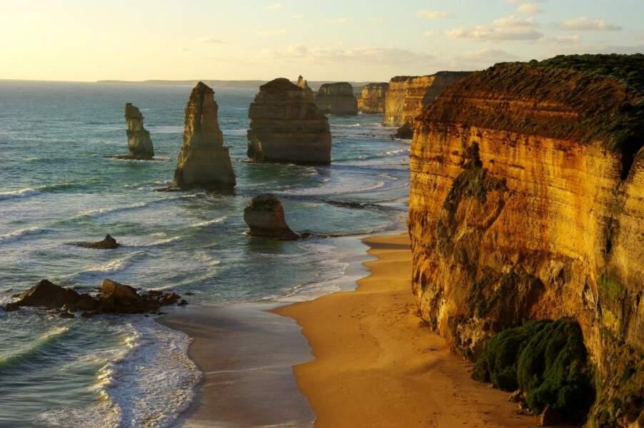 Twelve Apostles, en Australie, par Naëlle Le Moal