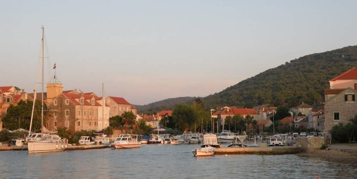 Zlarin, l'île qui veut écrire son avenir