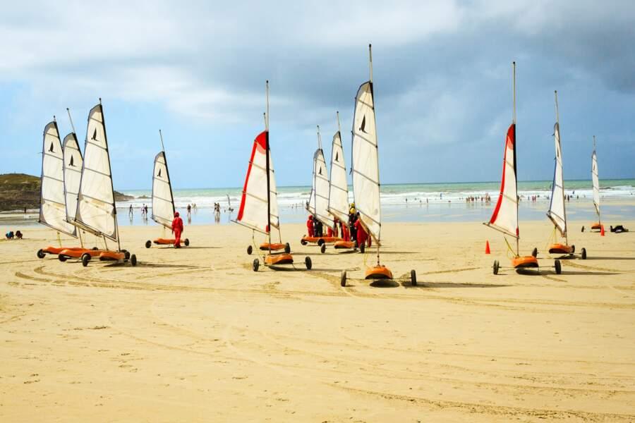 Les activités nautiques à Saint-Malo, pour les sportifs