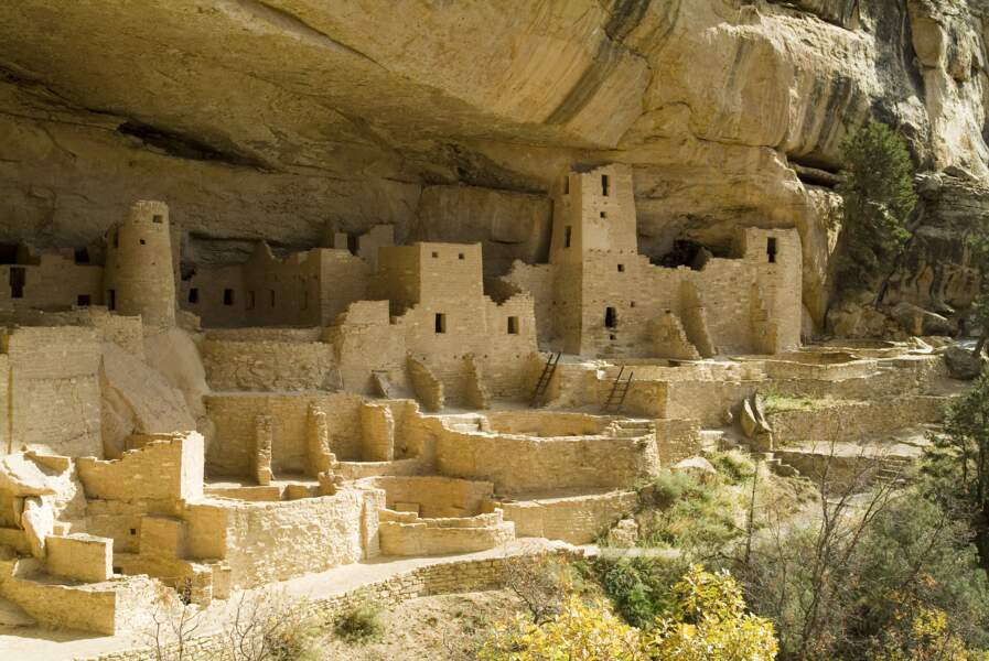 Le parc national de Mesa Verde
