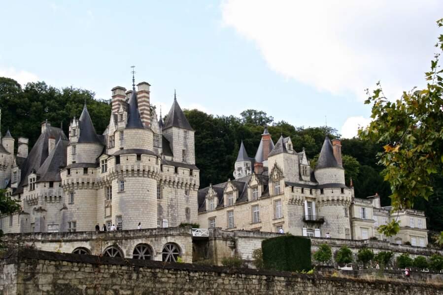 Angers - Sur la route des châteaux de la Loire