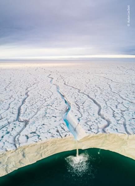 Entre eau et glace