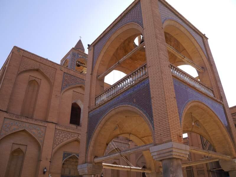 Cathédrale arménienne de Vank, à Ispahan