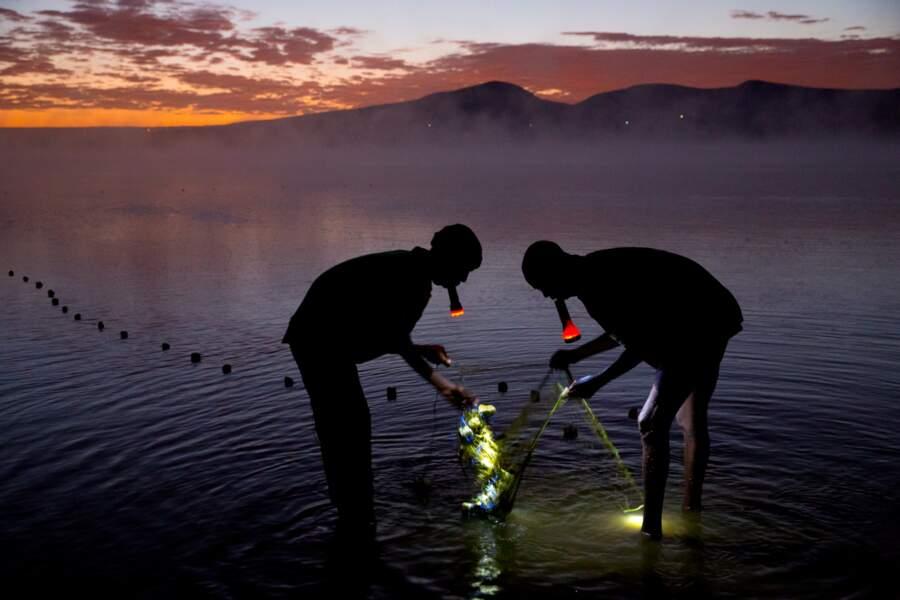 Des pêcheurs en sursis