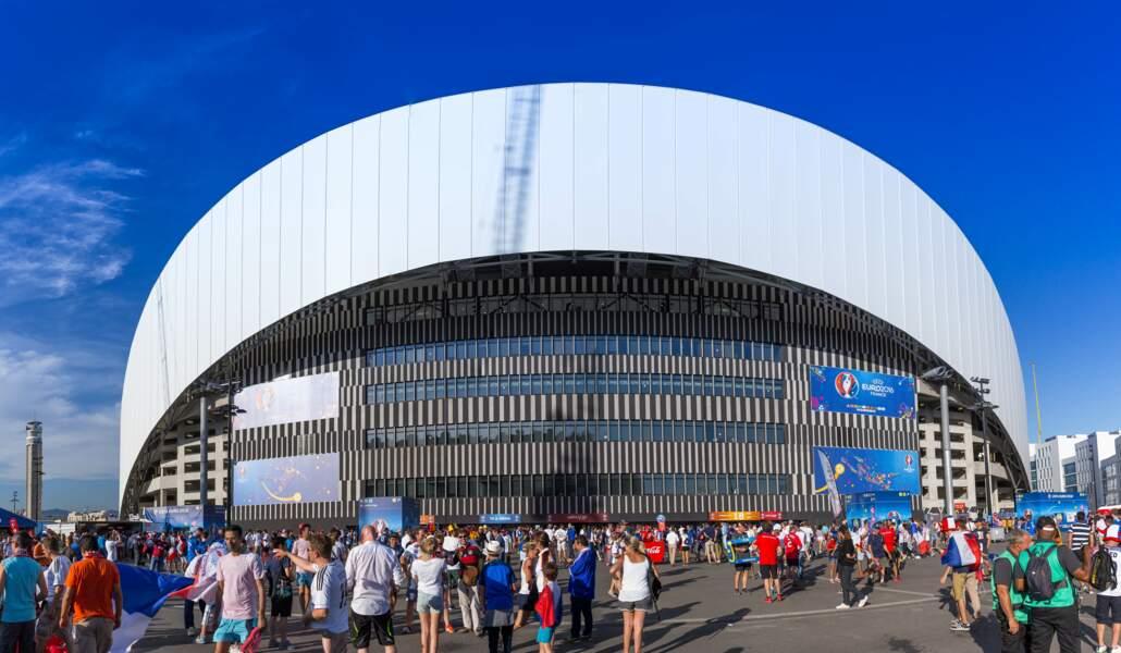 L'ex-stade Vélodrome, le stade Orange Vélodrome