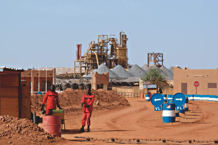 Des gisements stratégiques exploités par les filiales nigériennes d'Areva