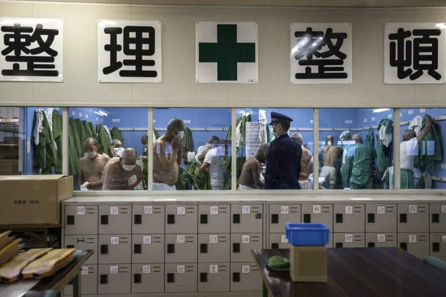 Le centre pénitentiaire d'Onomichi