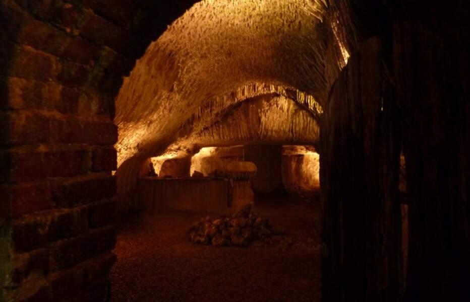 Grottes pétrifiantes, Trôo (Loir-et-Cher)