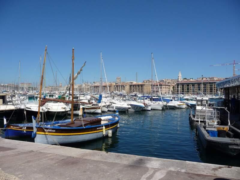 L'air du large au Vieux-Port