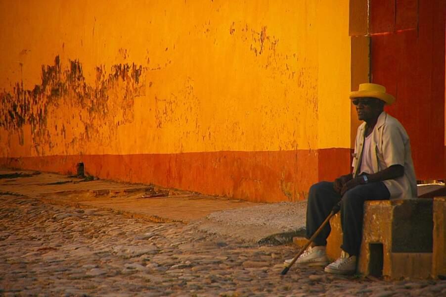 Photo prise par Isabelle Chauvel à Trinidad (Cuba)