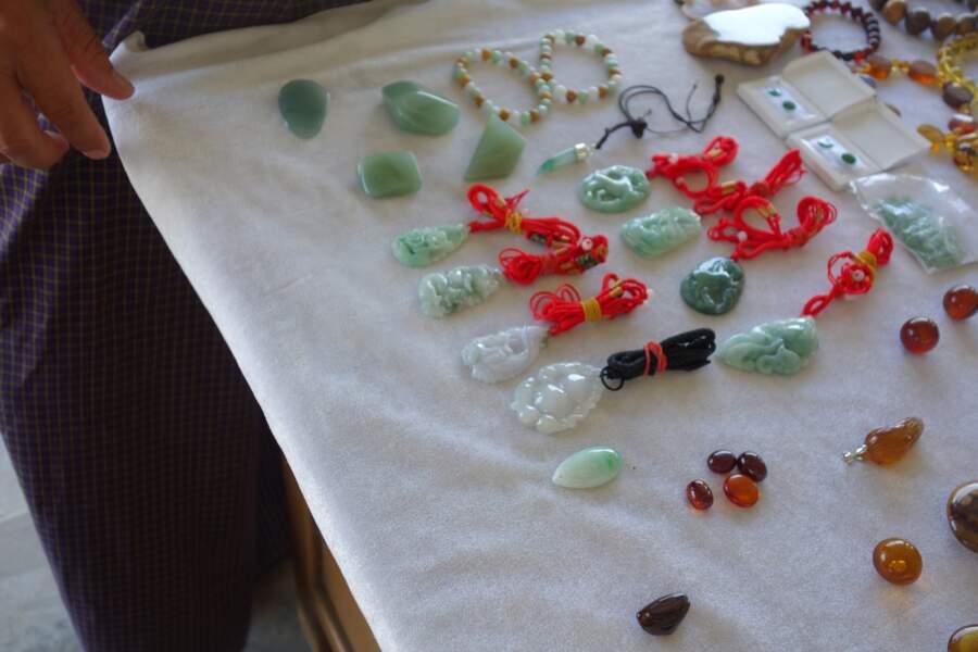 La Birmanie, premier producteur mondial de jade