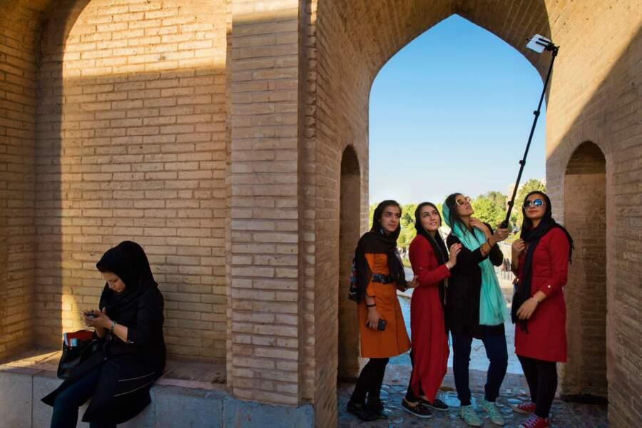 Un quart des Iraniens possède un smartphone