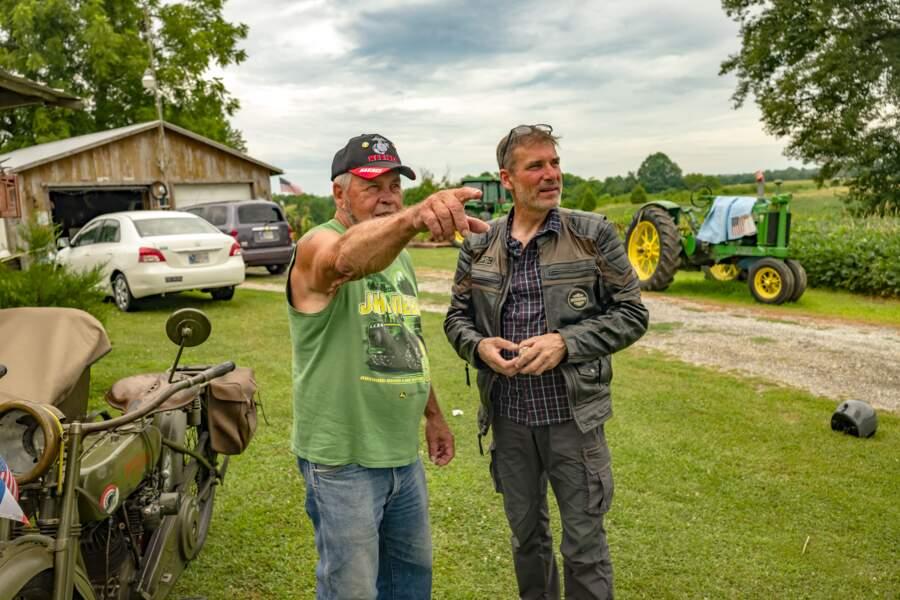 Bob et ses tracteurs