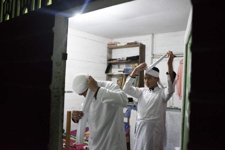 95% des Indonésiens considèrent la religion comme importante dans leur vie