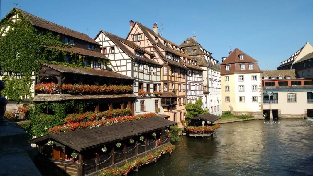 La Petite France : le charme strasbourgeois