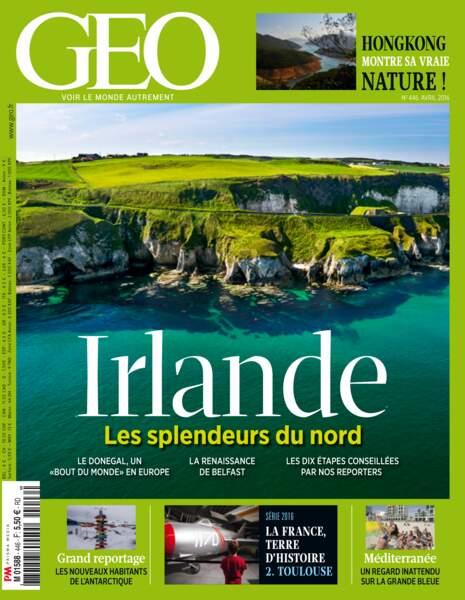 Retrouvez l'intégralité du reportage dans le magazine GEO n°446 (avril 2016)