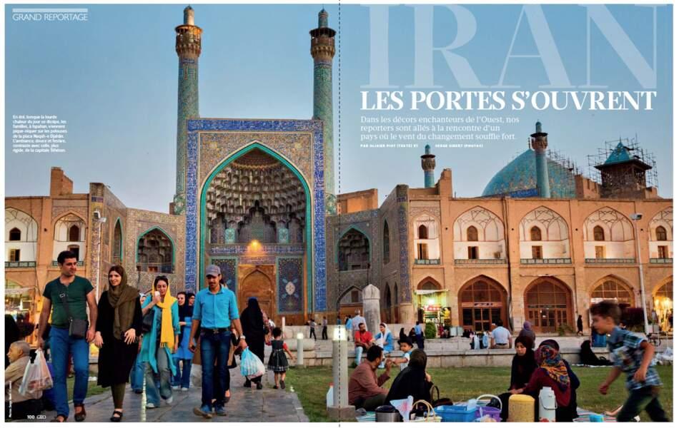Iran, les portes s'ouvrent