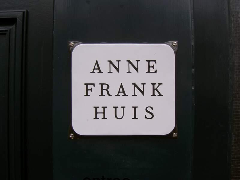 S'émouvoir avec Anne Frank