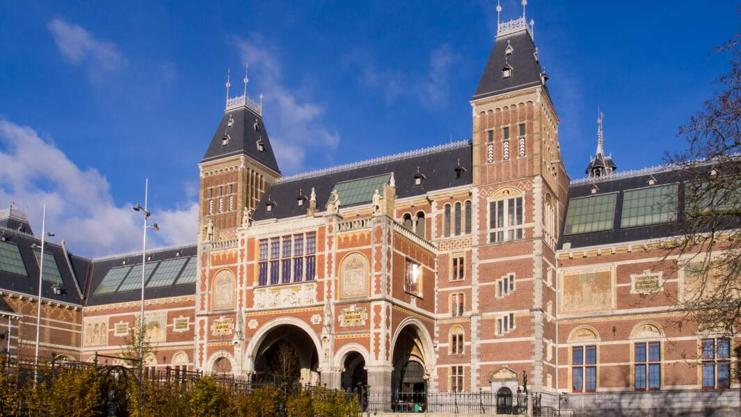 Découvrir le nouveau Rijksmuseum